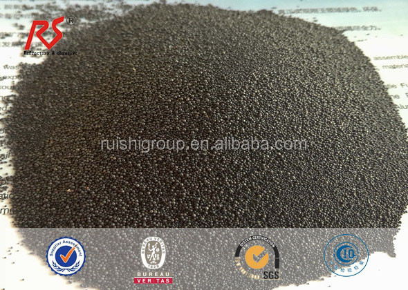 Al2O3: 75%mi Durable alumina ceramic foundry sand fused foundry sand with superior refractory