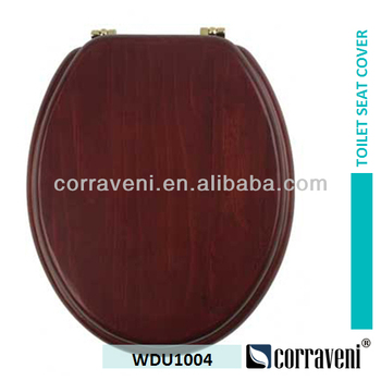 18 inch toilet seat. Solid Wood Oak 18 Inch Mahogany Toilet Seat Cover Wdu1004 Buy C  Home Design Mannahatta us