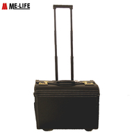Top Sale Leather Luggage Case Pilot
