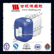 5 gallon water storage closed top plastic drums