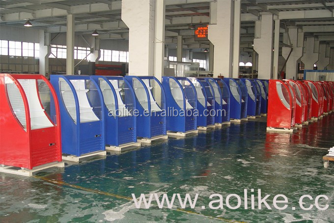 High Quality Supermarket Small Display Air Chiller