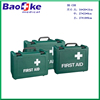 HSE compliant first aid kit/office first aid kit box/bus medical kit