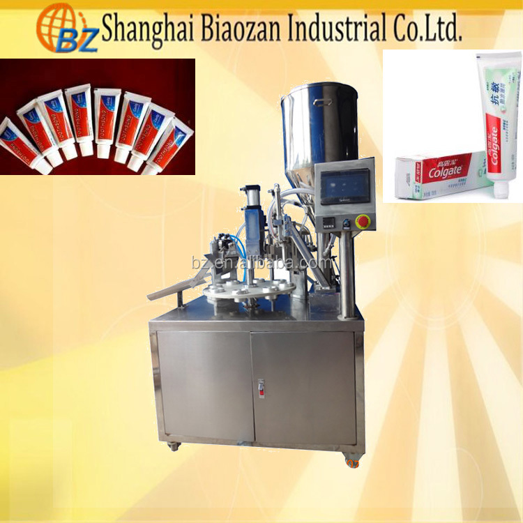 Automatic Automatic Grade and Textiles,Food,Medical,Chemical Application semi automatic tube filling and sealing machine