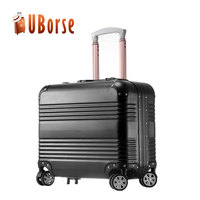 18 Aluminum Airport Luggage Trolley Luggage