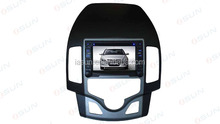 2 DIN TFT Screen Car GPS System for HYUNDAI I30 Automatic Air Condition high quality made in China