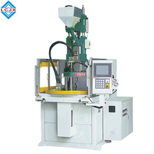 35ton Rotary Table Vertical Plastic Injection Molding Machine