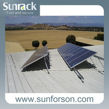solar panel support systems