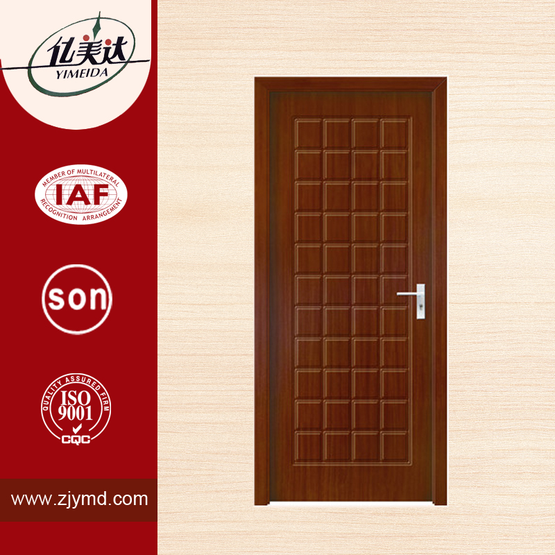 Chinese factory Cheap MDF swing <strong>door</strong>
