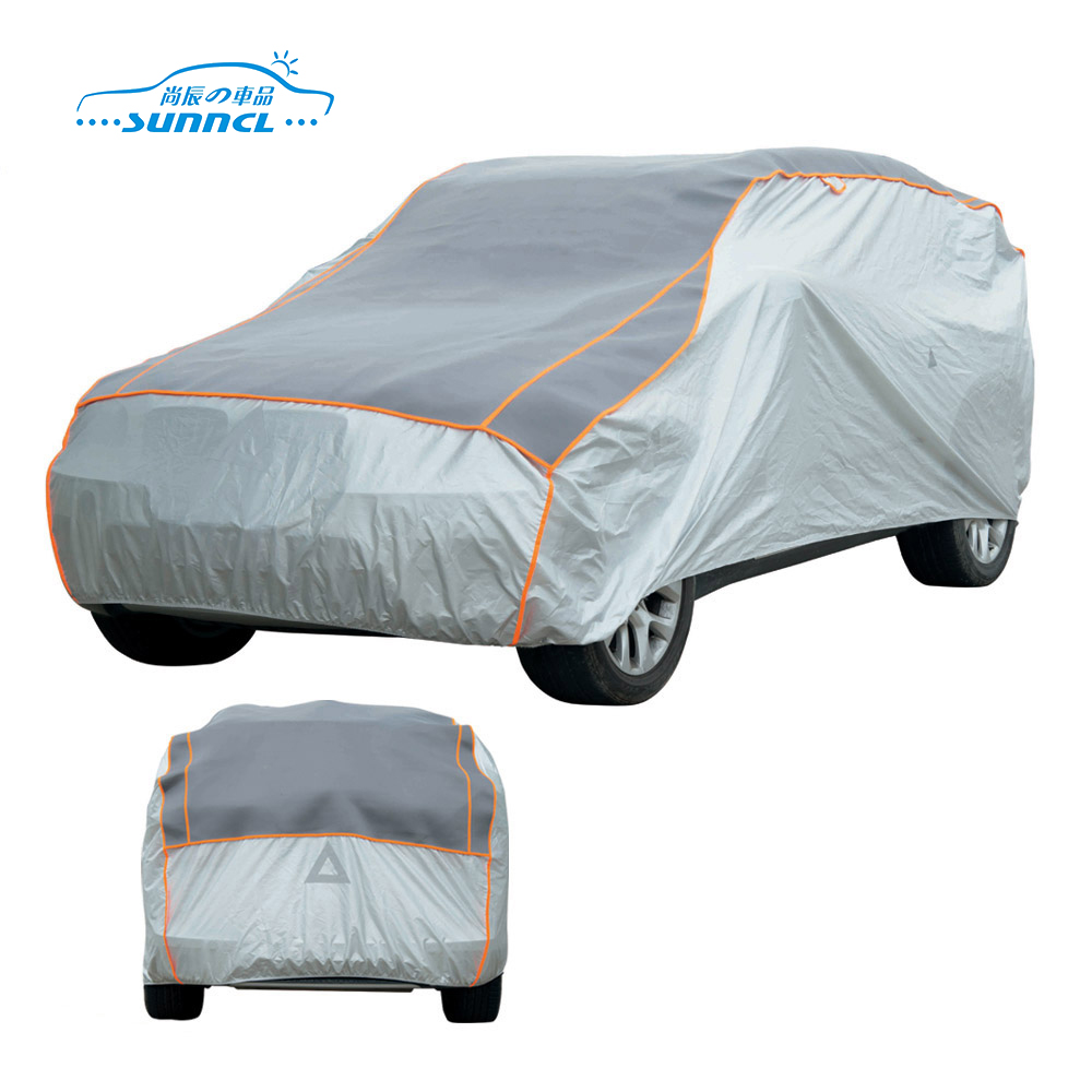Fashionable designed stronger durable portable car cover