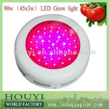 Chinese manufacturer 50w 120w 90w ufo black star led grow light for best flowering and fruiting with full spectrum