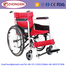 steel wheelchair handicap and elderly wheel chair