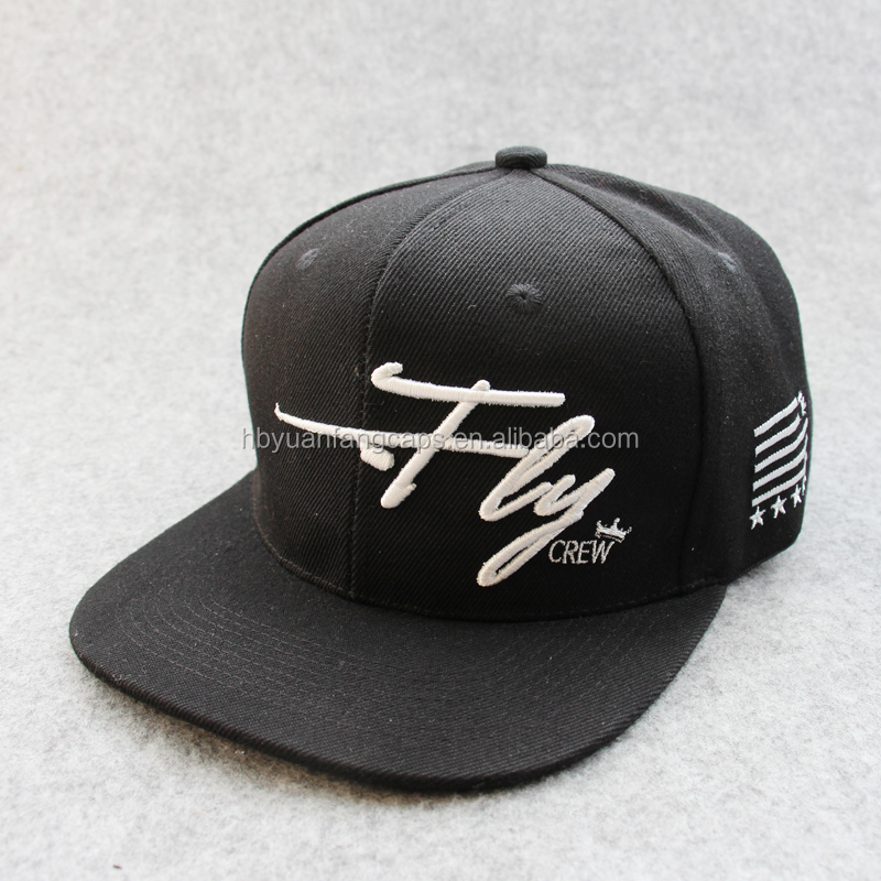 computerized embroidery designs snapback cap hat <strong>custom</strong>