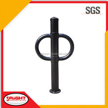 Steel Power Coating Bollard Bike Stand/Bike Rack 2134