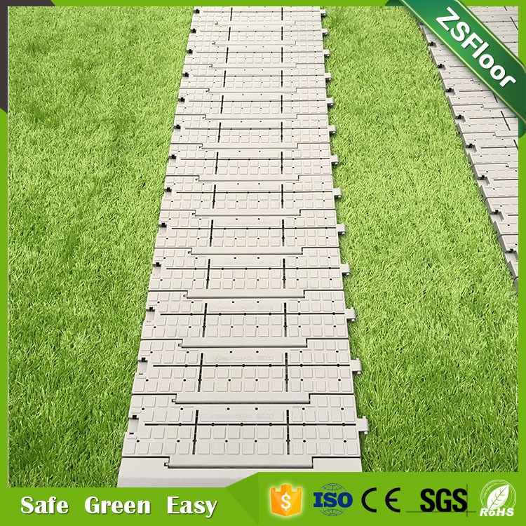 Floor cover synthetic lawn for sport plastic