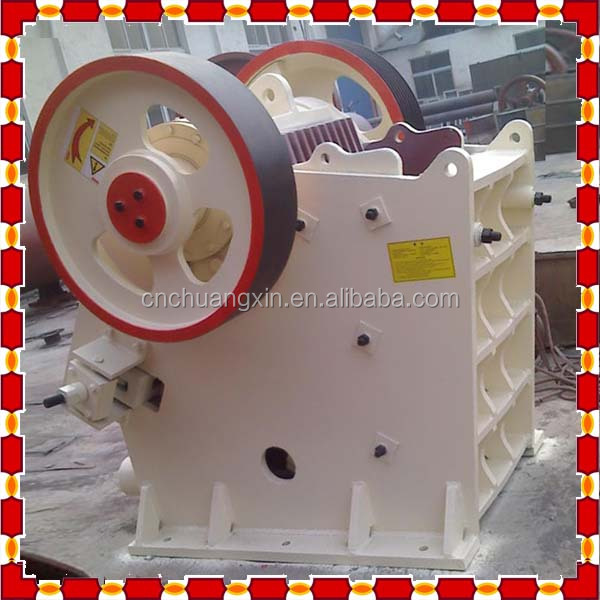 Mini Small portable used jaw crusher for mining or concrete demolition recycling