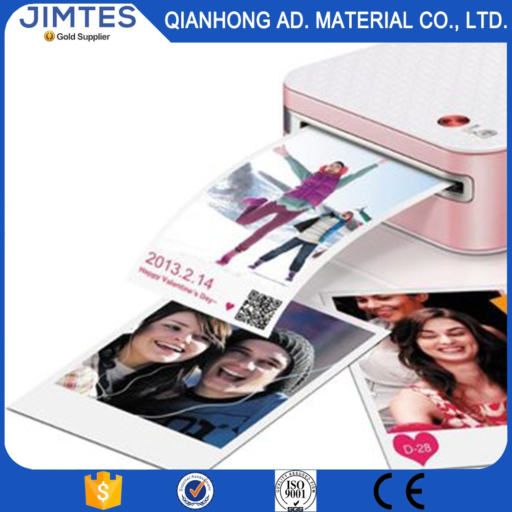 Jimtes China Matte Coated Double Sided Inkjet Plotter Photo Paper Roll Cheap Waterproof Printing Bulk Photo Paper