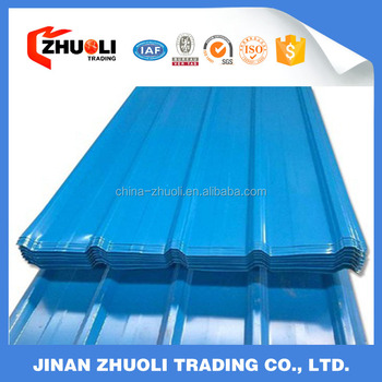 Container Sheet Galvanized Corrugated Metal House Steel Roof Tiles