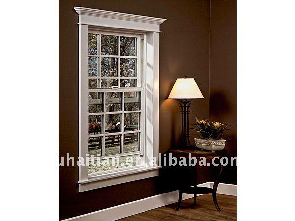 Vinile appeso doppio battente finestre fabbrica vetrino id prodotto 487666733 - Finestre stile americano ...