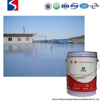 cheap polyurethane coating outdoor roofing material waterproof