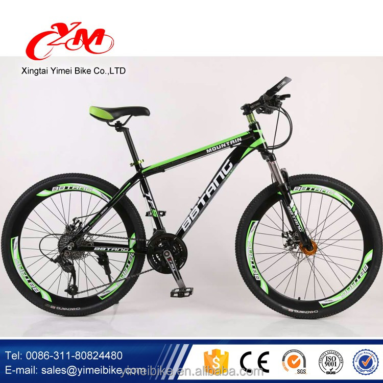 Tianjin factory cheap adult bicycle 26er*17inch mountain bike/ newest unique 26er frame mountain bike/Good quality mtb bicycle