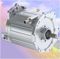 electric car brushless hub motor
