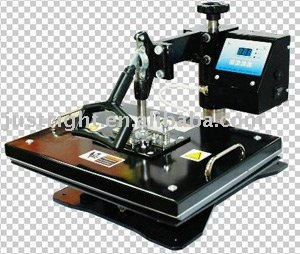 T-shirt heat press machine/ fusing machine CE Approval