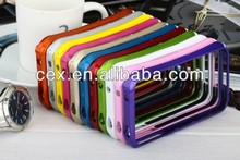 For Apple iPhone 5C New Arrival Deluxe Aluminum Metal Bumper Frame Case