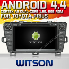 WITSON Android 4.4 FOR TOYOTA PRIUS DASH BOARD CAR DVD 2009-2013 HD 3G Wifi Multi-touch 3D UI