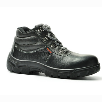 outdoor safety shoes good prices breathable steel toe safety shoes