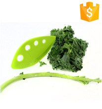 Amazon hot sale Vegatable tools multifunction fruits slicer green herb stripper leaves removers