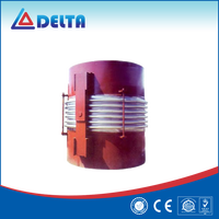 Normal Corrugated Twin Sphere Rubber Expansion Joint