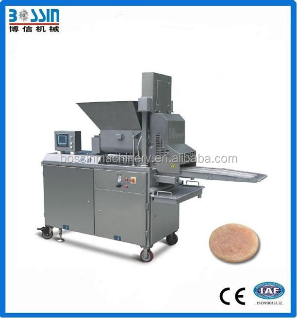 burger forming machine