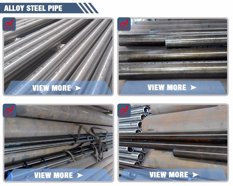 Newest High quality seamless alloy steel tubing