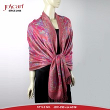 The newest fashion scarf indian cashmere shawls,acrylic shawl
