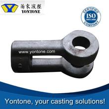 Yontone Win-win business Plant T6 QT400-15 gray iron sand casting roll sleeves