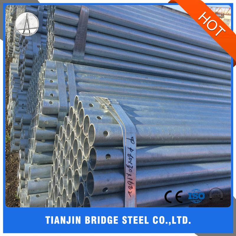 Class B Gi Galvanised Iron Pipe For Greenhouse Price List