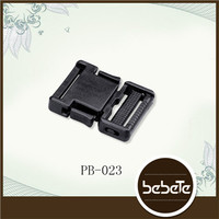 New design luggage plastic buckles for wholesales