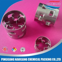 SS304 SS316 Metal Random Packing Pall Ring
