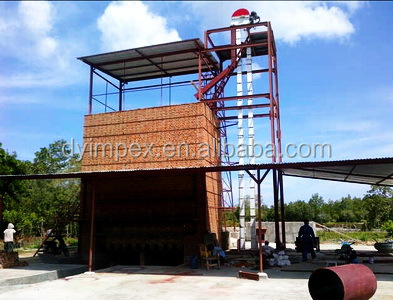Xingyuan Group Shell and Wood based Active Carbon Kiln-Rotary Kiln