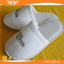 Hotel soft eva slipper 2017 from China manufacturer