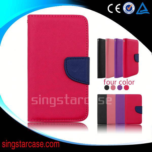 china wholesale cell phone flip leather case for nokia lumia 900
