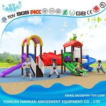 Playground components and parts, backyard climber and slide, outside kindergarten toy