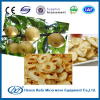 pear slice drying machine for fruit and vegetable manufactory