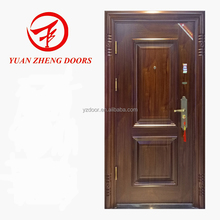 used metal security door with high quality