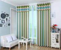 Blackout Printed Curtain,Woven polycotton printed Curtain Blackout Insulated Elegant Model Europe Curtain Fabric