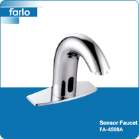 FARLO Deck mounted water saving infrared automatic faucet sensor