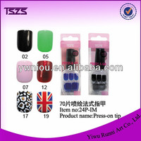 24P-IM nail art design pictures
