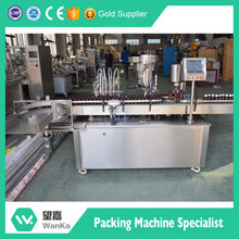 WKGX Automatic Cooking Salad Oil Filling Machine With Excellent Performance