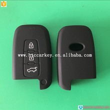 best price 3 button remote key silicon case for hyudai car key