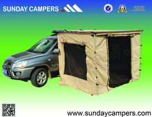 camping gear Roll Out Car Awning